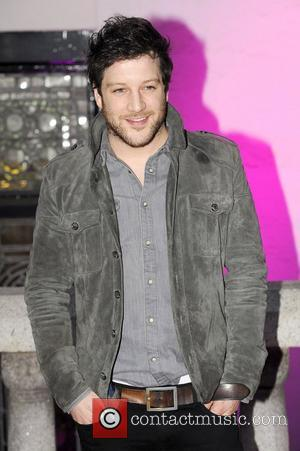 Matt Cardle,  The Inspiration Awards For Women 2012 held at Cadogan Hall - Arrivals. London, England - 03.10.12