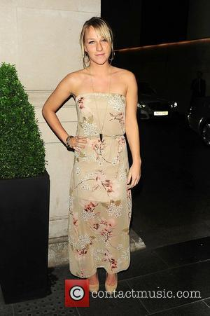 Chloe Madeley leaving The British Inspiration Awards held at the InterContinental Hotel - Departures London, England - 24.05.12