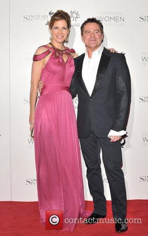 Darcey Bussell and guest Daily Mail Inspirational Women of the Year Awards in support of Wellbeing of Women held at...