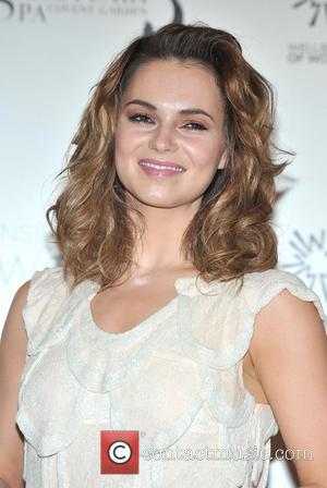 Kara Tointon Daily Mail Inspirational Women of the Year Awards in support of Wellbeing of Women held at the Marriott...