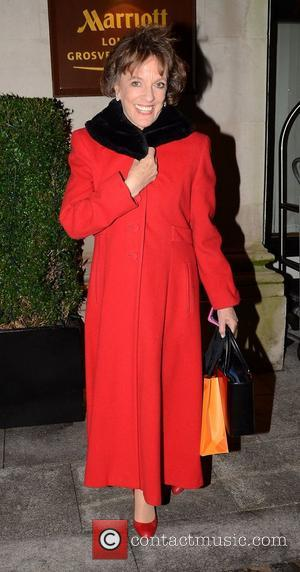 Esther Rantzen,  at the Daily Mail Inspirational Women of the Year Awards in support of Wellbeing of Women held...