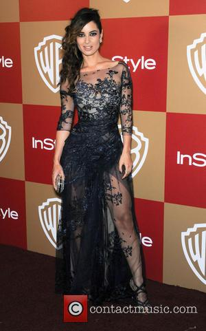 Berenice Marlohe InStyle And Warner Bros. Golden Globe After Party at The Beverly Hilton Hotel - Arrivals  Featuring: Berenice...