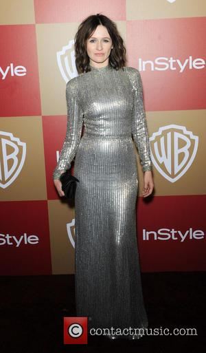 Emily Mortimer InStyle And Warner Bros. Golden Globe After Party at The Beverly Hilton Hotel - Arrivals  Featuring: Emily...
