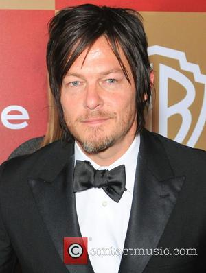 Norman Reedus InStyle And Warner Bros. Golden Globe After Party at The Beverly Hilton Hotel - Arrivals  Featuring: Norman...