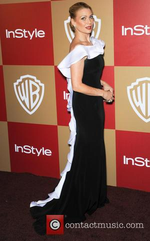 Laurie Holden InStyle And Warner Bros. Golden Globe After Party at The Beverly Hilton Hotel - Arrivals  Featuring: Laurie...