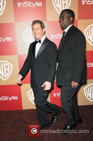 Mel Gibson InStyle And Warner Bros. Golden Globe After Party at The Beverly Hilton Hotel - Arrivals  Featuring: Mel...