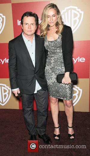 Michael J. Fox InStyle And Warner Bros. Golden Globe After Party at The Beverly Hilton Hotel - Arrivals  Featuring:...