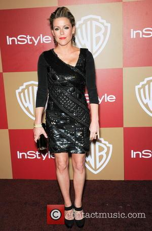 Kathleen Robertson InStyle And Warner Bros. Golden Globe After Party at The Beverly Hilton Hotel  Featuring: Kathleen Robertson Where:...