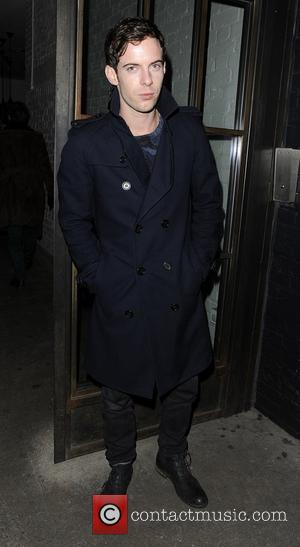 Harry Treadaway arriving at the InStyle Best of British Talent Party at Shoreditch House. London, England - 26.01.12