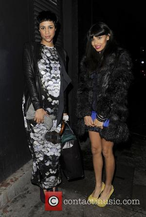 Zawe Ashton and Jameela Jamil