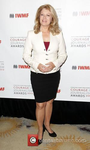 Mary Hart International Women's Media Foundation held at the Beverly Hills Hotel - Arrivals  Beverly Hills, California - 29.10.12