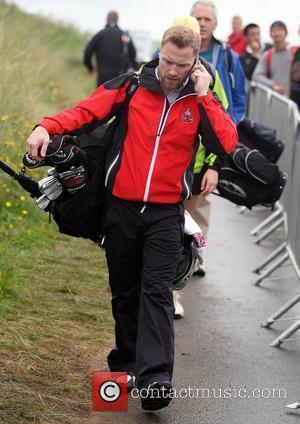 Ronan Keating Pro-am for the 2012 Irish Open held on the Dunluce Links at at Royal Portrush Golf Club Portrush,...