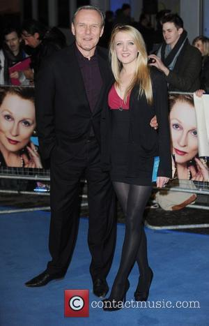 Anthony and Emily Head  'The Iron Lady' UK film premiere held at the BFI Southbank - Arrivals  London,...