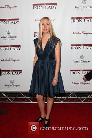 Hope Davis  the New York premiere of 'The Iron Lady' at the Ziegfeld Theater. New York City, USA -...