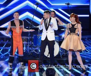 Jake Shears, Ana Matronic, X Factor and Scissor Sisters