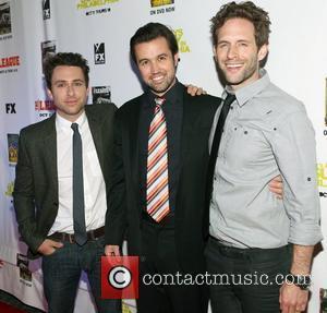 Charlie Day, Rob McElhenney, Glenn Howerton It's Always Sunny in Philadelphia & The League Season Premiere Hollywood. USA -...