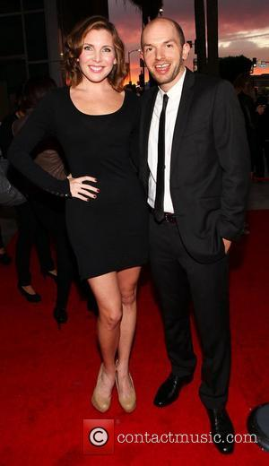 Paul Scheer,  June Diane Raphael It's Always Sunny in Philadelphia & The League Season Premiere Hollywood. USA -...