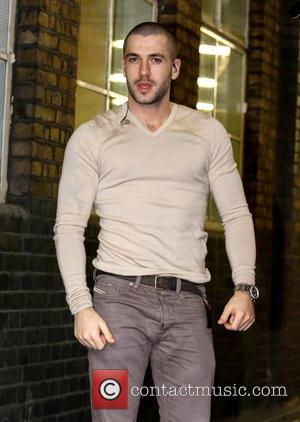 Shayne Ward Celebrities at the ITV studios  Featuring: Shayne Ward Where: London, United Kingdom When: 03 Jan 2013