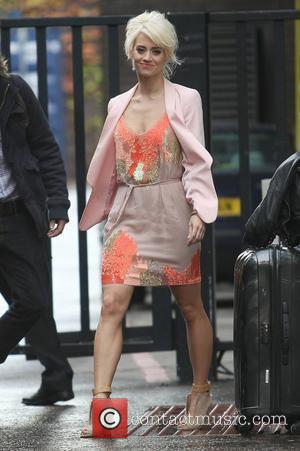 Kimberly Wyatt  at the ITV studios London, England - 08.05.12