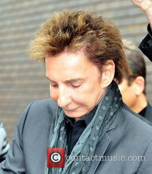 Barry Manilow and Itv Studios