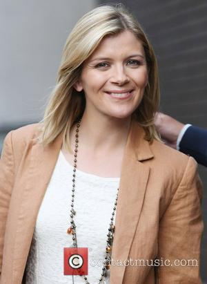 Jane Danson at the ITV studios London, England - 13.07.12