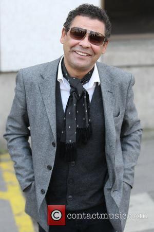 Craig Charles outside the ITV studios London, England - 15.03.12
