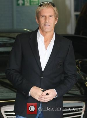 Michael Bolton outside the ITV studios London, England - 15.03.12