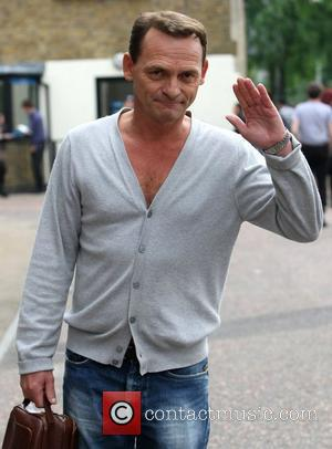 Perry Fenwick at the ITV studios London, England - 20.07.12