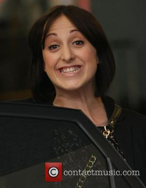 Natalie Cassidy at the ITV studios London, England - 02.04.12