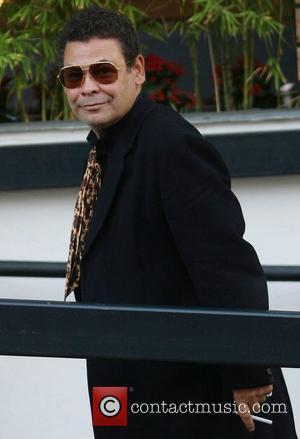 Craig Charles at the ITV studios London, England - 14.11.12