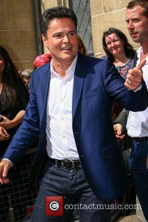 Donny Osmond and ITV Studios