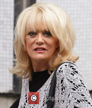 Sherrie Hewson at the ITV studios  London, England - 02.07.12