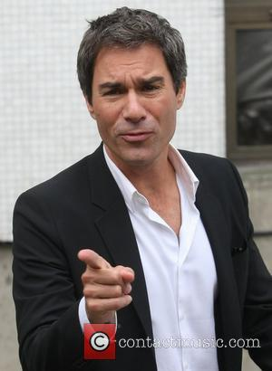 Eric McCormack at the ITV studios London, England - 02.10.12