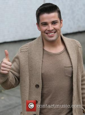 Joe McElderry at the ITV studios London, England - 05.12.11