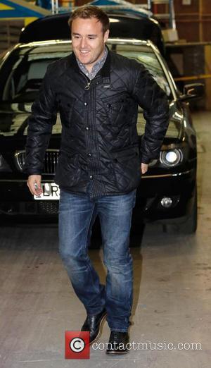 Alan Halsall Celebrities at the ITV studios  Featuring: Alan Halsall Where: London, United Kingdom When: 15 Jan 2013