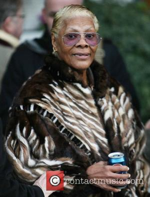 Dionne Warwick at the ITV studios London, England - 02.02.12