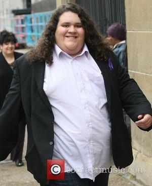 Jonathan Antoine at the ITV studios London, England - 08.05.12