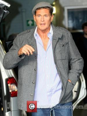 David Hasselhoff Cancels U.k. Tour