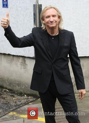 Joe Walsh outside the ITV studios London, England - 15.06.12
