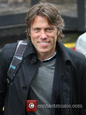 John Bishop at the ITV studios London, England - 18.04.12