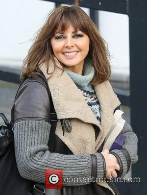 Carol Vorderman Changes Hair After Loose Women Bedhead Disaster
