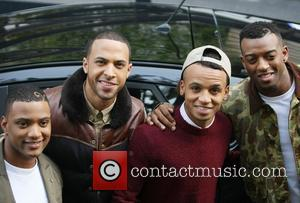 J, B, Jonathan Gill, Marvin Humes, Aston Merrygold, Oritse Williams and Itv Studios