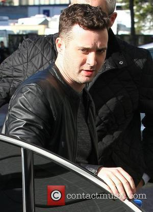 Eddie Kaye Thomas at the ITV studios London, England - 16.04.12