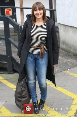 Carol Vorderman at the ITV studios London, England - 28.02.12