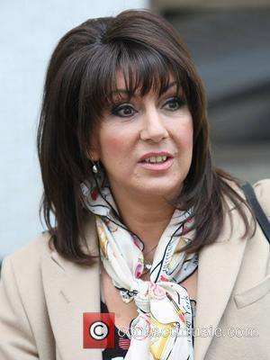 Jane McDonald at the ITV studios London, England - 02.04.12