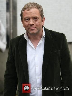 Jon Culshaw at the ITV studios London, England - 03.05.12