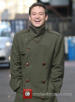 Paul Nicholls at the ITV studios London, England - 06.01.12