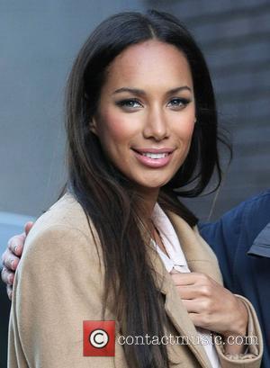Leona Lewis  at the ITV Studios London, England - 09.12.11