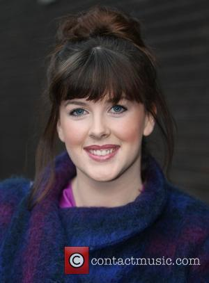 Alexandra Roach at the ITV studios London, England - 10.01.12