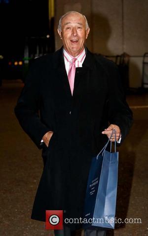 Len Goodman Celebrities at the ITV studios  Featuring: Len Goodman Where: London, United Kingdom When: 10 Jan 2013